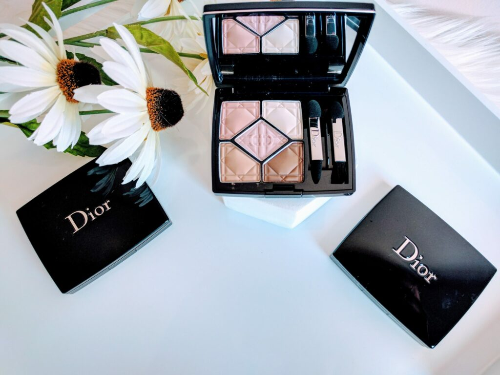 5 Couleurs Eyeshadow Palette - Expose by Dior #18