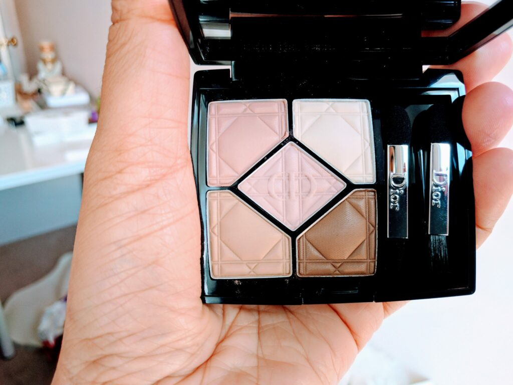 5 Couleurs Eyeshadow Palette - Expose by Dior #20