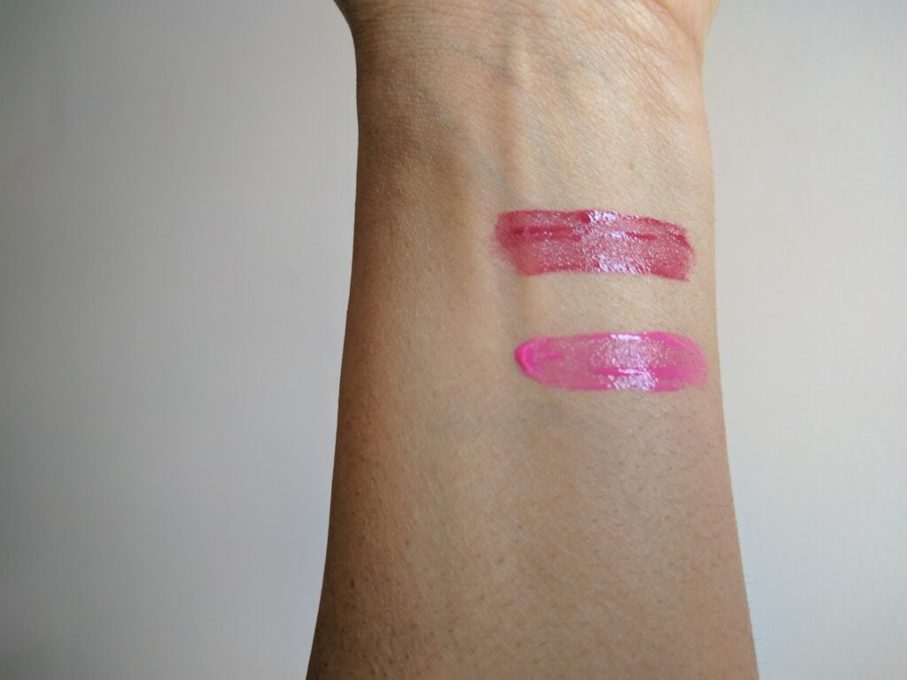 Dior Lip Tattoo
