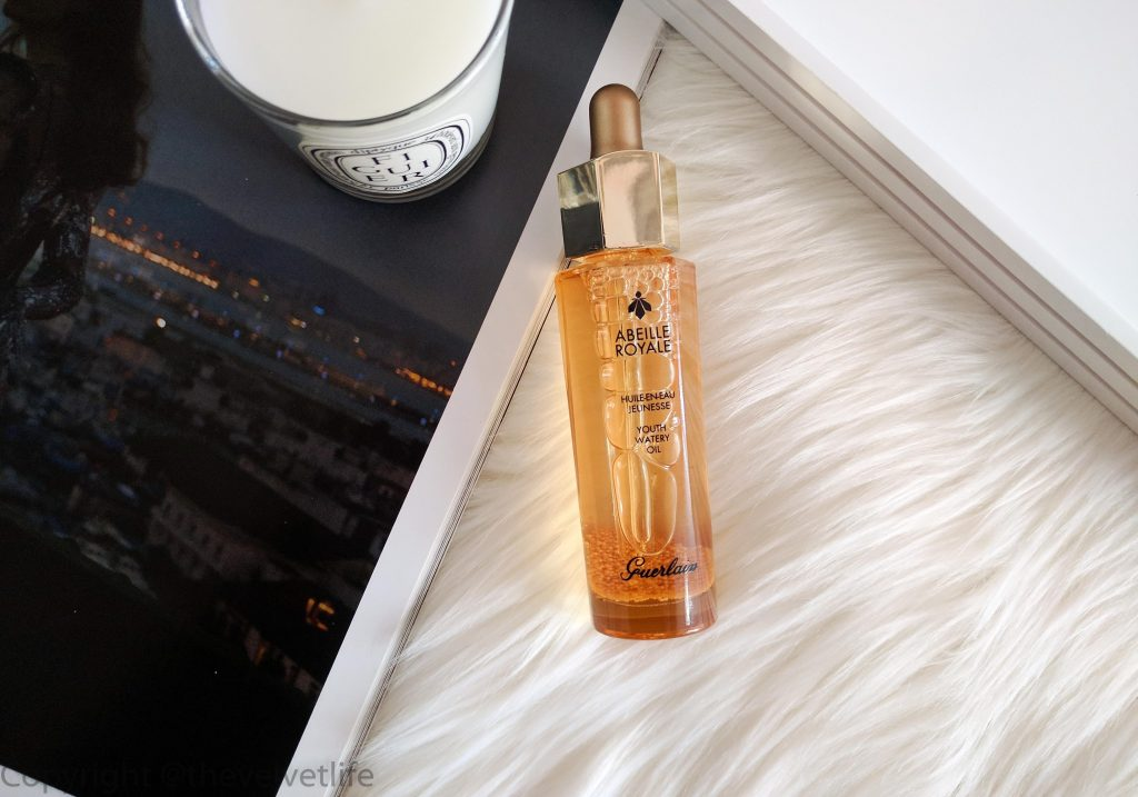 Guerlain Abeille Royale Youth Watery Oil - Review